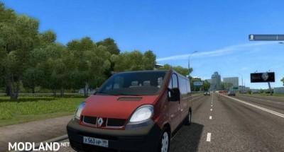 Renault Traffic 2.5 DCI [1.5.9], 3 photo